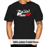 Camiseta de Motard K1300R para motocicleta camiseta de moda alemana Moto K 2019 R 1300