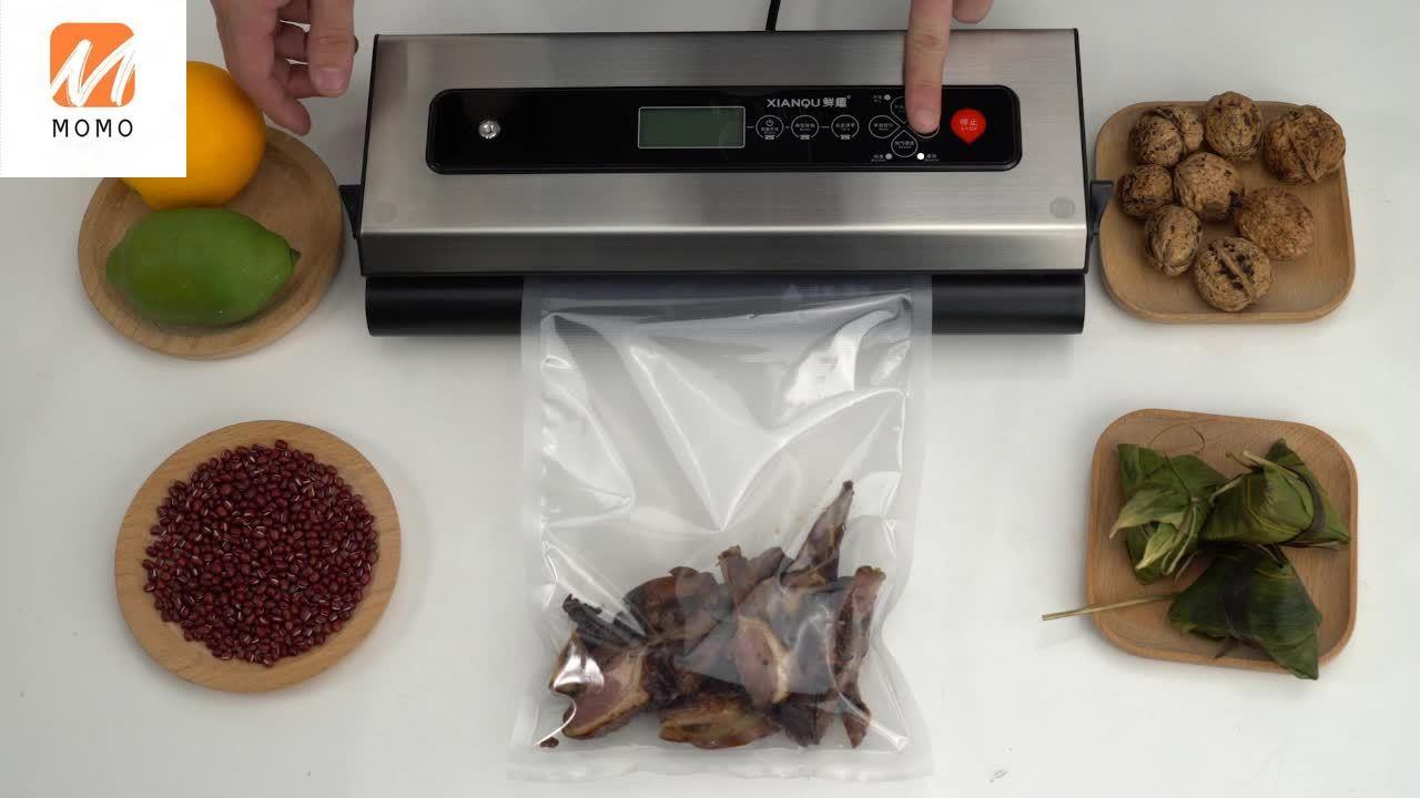 Бытовой вакуумный упаковщик и кухонные весы, запатентованный дизайн, индивидуальный бытовой пищевой упаковщик