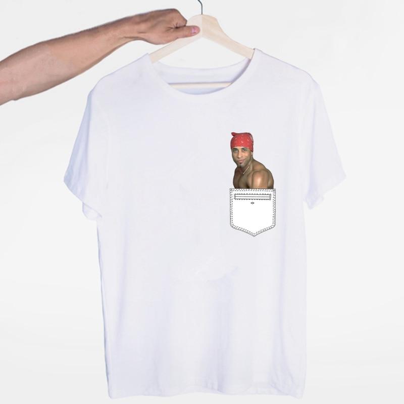 Lus Los Ricardo Milos, camiseta de mujer, camiseta de verano de manga corta estampada, divertida camiseta Harajuku, Tops, camiseta femenina, ropa de calle