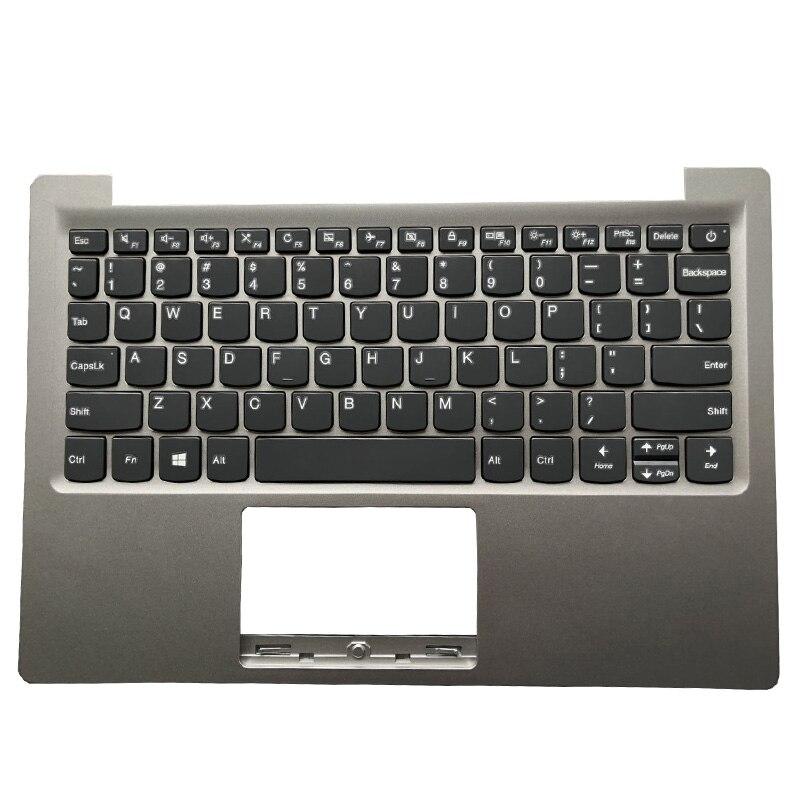 جديد Palmrest غطاء لوحة المفاتيح الإسكان Topcase الغطاء العلوي لينوفو IdeaPad S130-11IGM 120S-11IAP