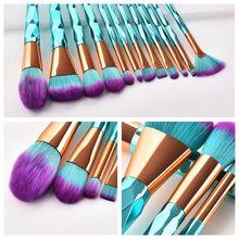 7-12PCS Professional Mini Make-Up Pinsel Set Hohe Quanlity Make-Up Pinsel Kits Für Erröten Pinsel Augenbraue Foundation Pinsel