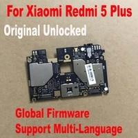 Материнская плата LTPro для смартфона Xiaomi Redmi 5 Plus 3GB/32GB, 4GB/64GB