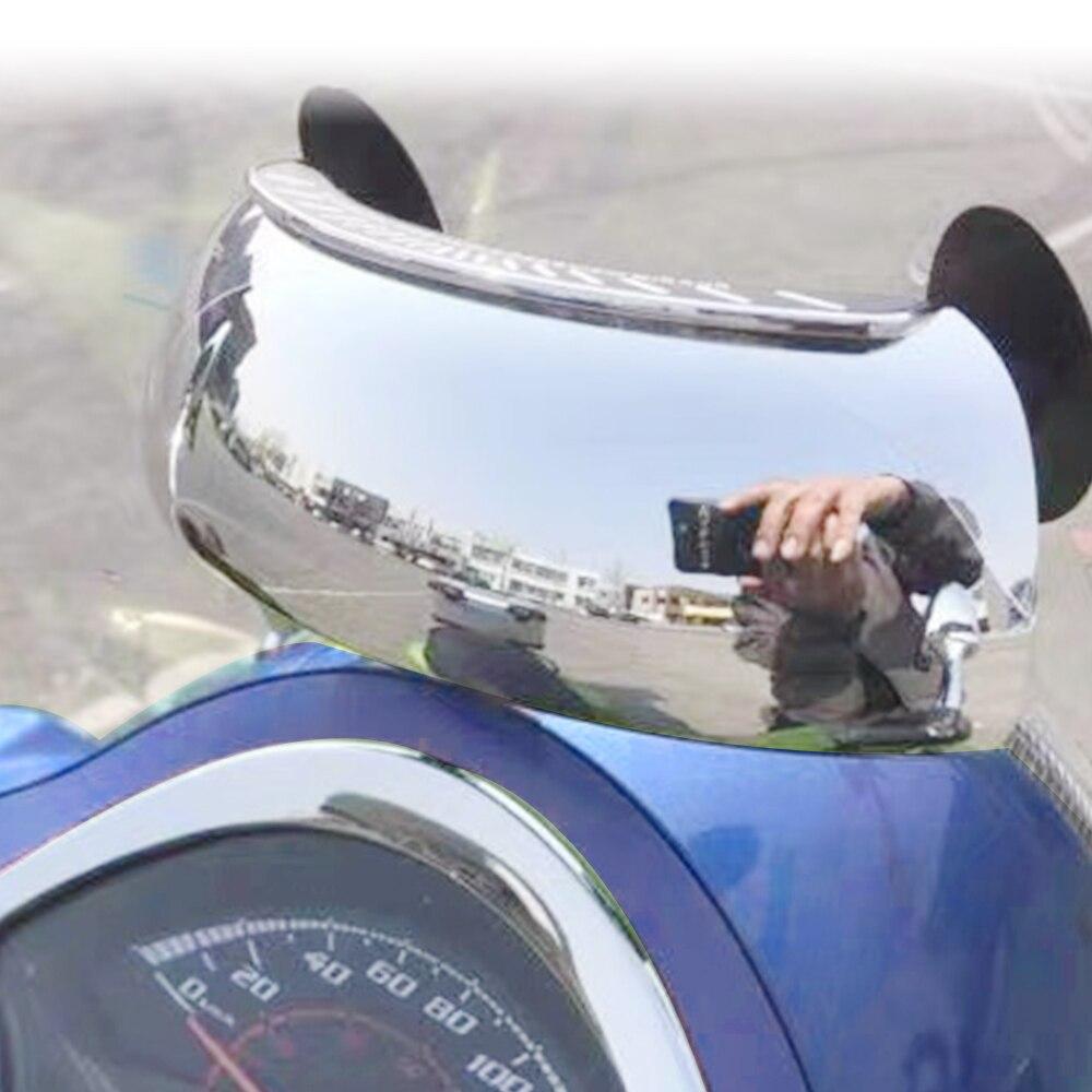 Espejos retrovisores universales de 180 grados para motocicleta YAMAHA TDM 850 900 TDR250 XT1200Z/ZE XT660Z Super Tenere