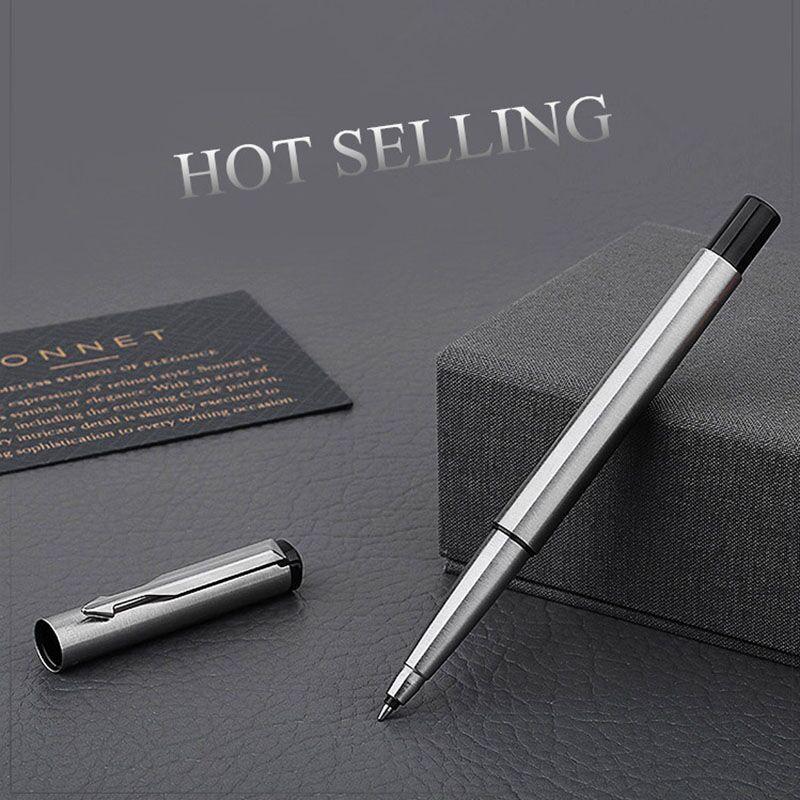 AliExpress - New Come Pen Stationery 2021 Promotion Pens STOHOLEE Brand Roller Pen Office Supplies Ink Pen As Same As Parker Ballpoint Pen