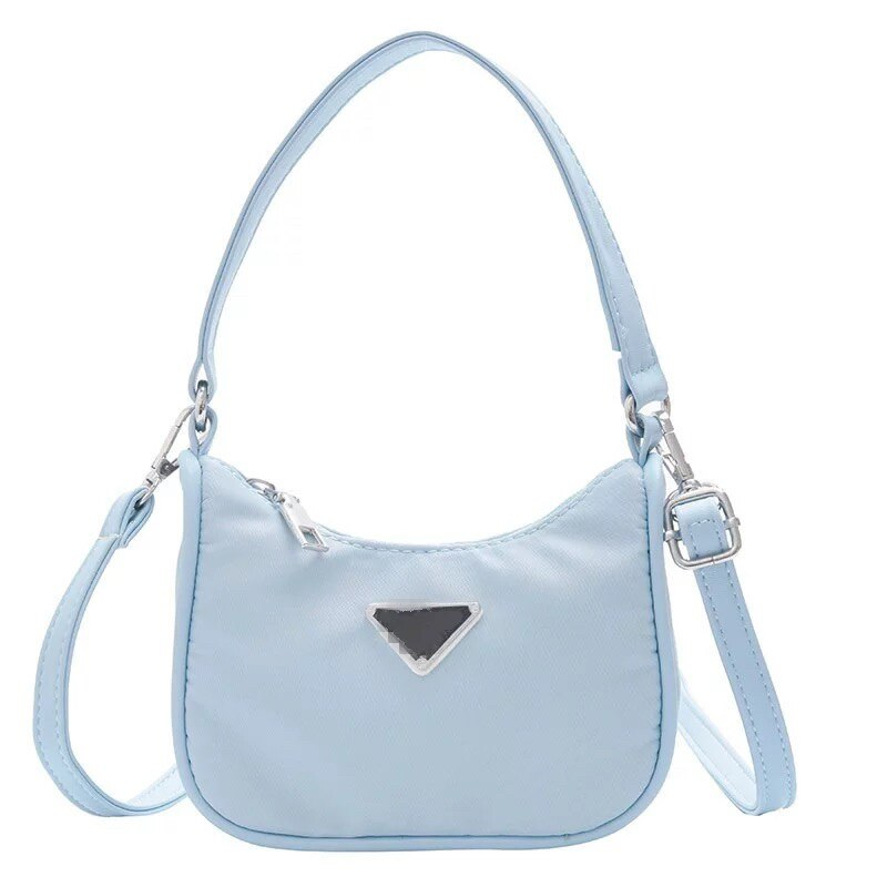 Children Crossbody Bags Girls Underarm Bags 2021 New Trend Baby One-shoulder Messenger Fashion Handbag