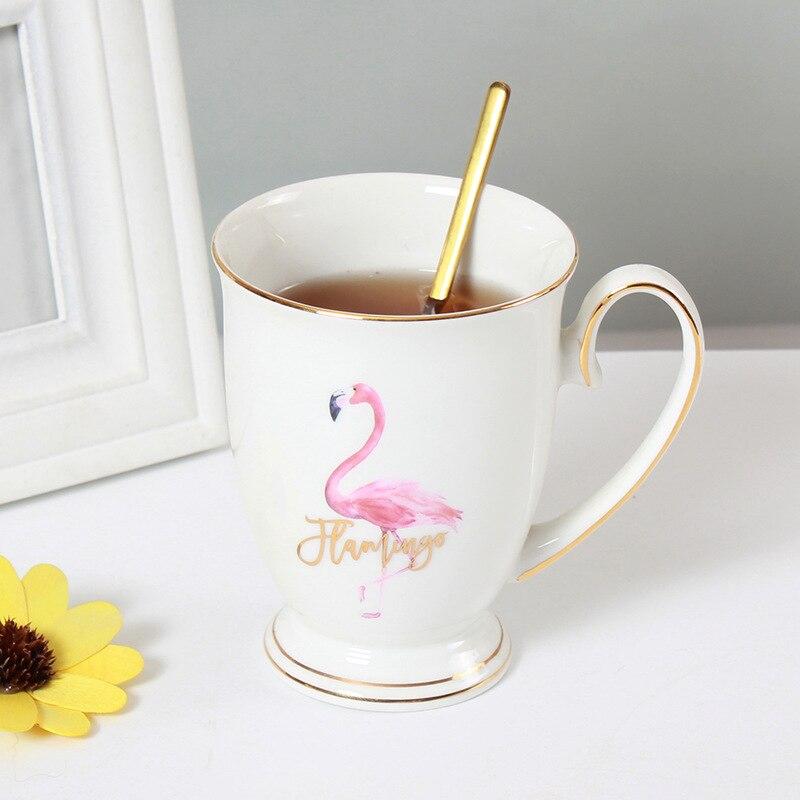 الأوروبية السيراميك كوب ماء بسيطة الإبداعية شخصية مج China المنزلية القهوة كوب حليب الجملة التخصيص