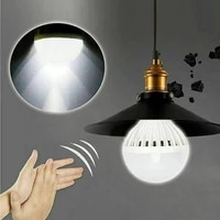 Smart Sound Sensor  PIR Motion Sensor LED lamp 220v E27 3W 5W 7W 9W 12W LED bulbs Night Sensor switch auto control home lighting
