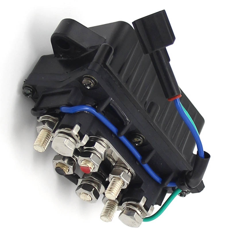 Relé de arranque solenoide para Yamaha F200F F200C F225B F225 F225C VF225 F225D F225G F250 F250A F250C F250F F275A FL115A FL115 FL150