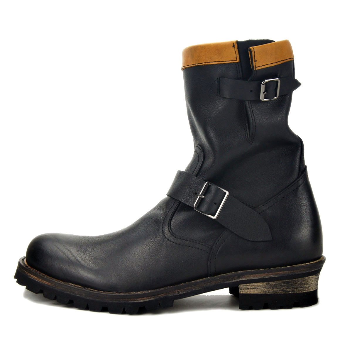 أحذية تشيلسي للرجال ، أحذية جلدية أصلية بسحاب ، أحذية مارتن ، أحذية غير رسمية مصممة ، ربيع 2019