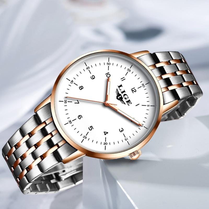 Women Watch Luxury Waterproof Ladies Watches Women's Bracelet Quartz Female Wristwatch Charming Girl Clock Gift Relogio Feminino enlarge