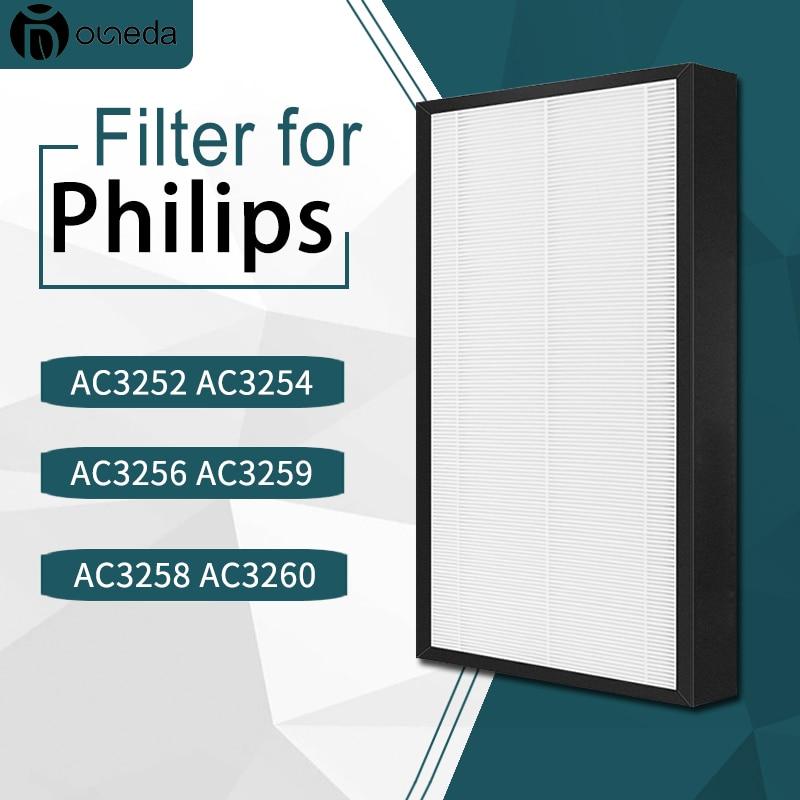 Reemplazo del filtro Philips HEPA NanoProtect FY3433 / 10 para purificador de...