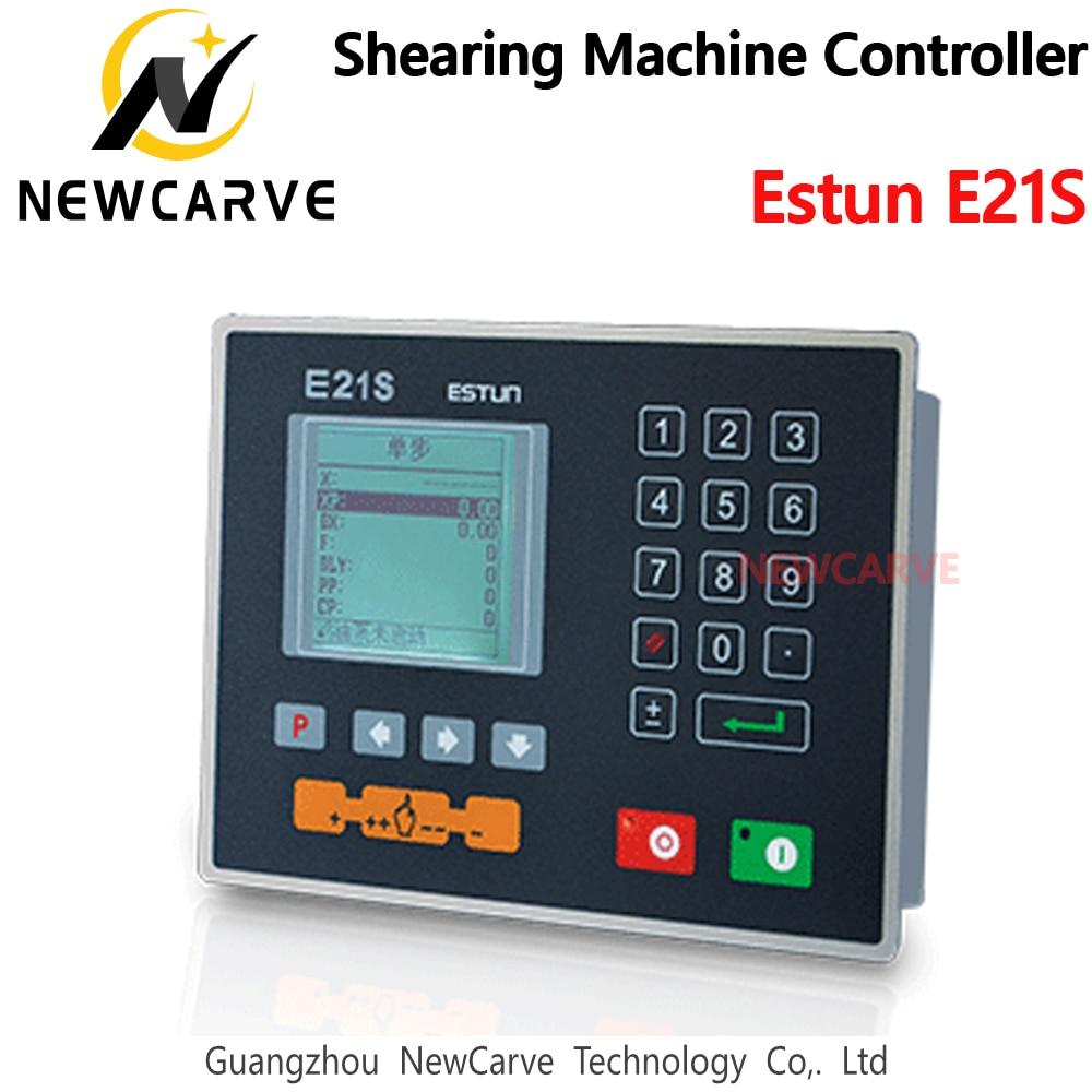 Estun E21s Shearing Control System Motion Controller NEWCARVE