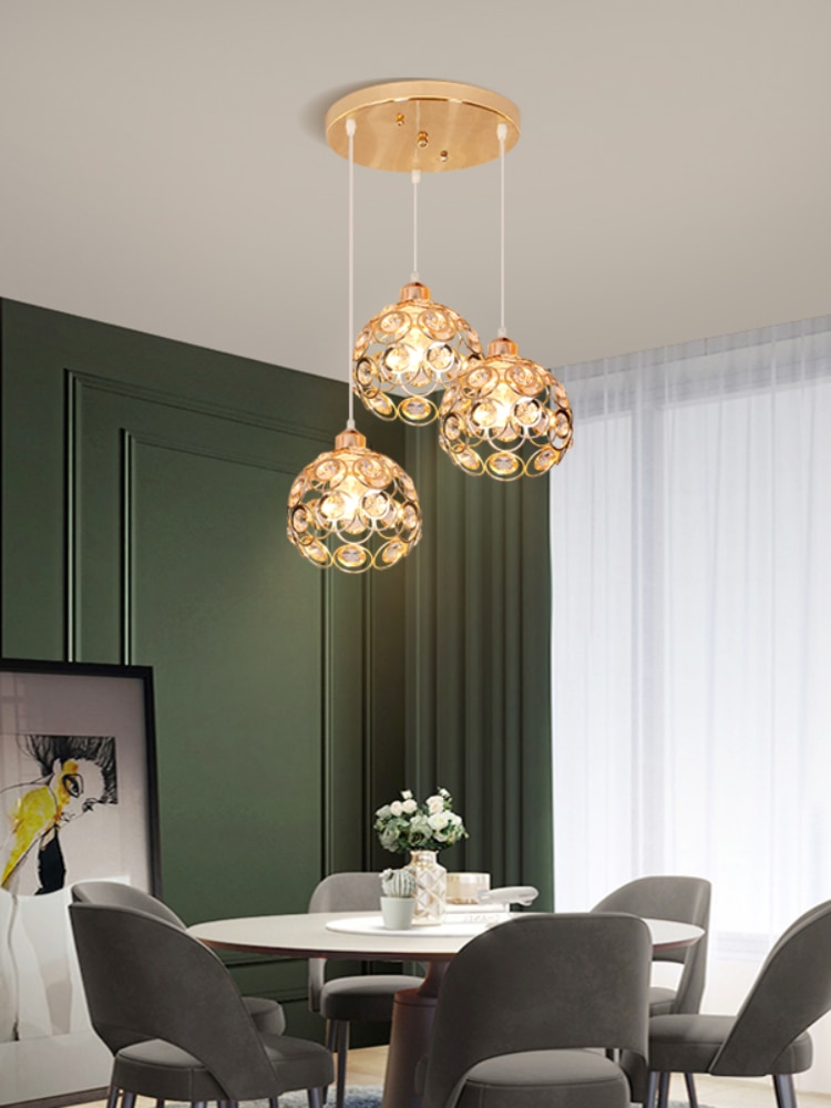 غرفة الطعام الثريا غرفة الطعام مصباح بسيط الطعام الثريا طاولة طعام مصباح غرفة الطعام مصباح الثريا ثلاثة رئيس