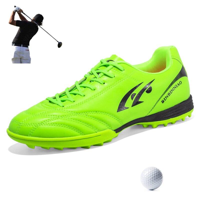 Обувь для гольфа без косточек, мужские водонепроницаемые кроссовки для активного отдыха, мужские спортивные кроссовки для тренировок, спор...