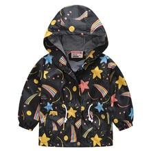 Jungen Jacken Oberbekleidung Kleinkind Baby Mädchen Mantel Jacke Herbst Kinder Mit Kapuze Windjacke Mäntel Kinder Wasserdichte Hoodies Jacke