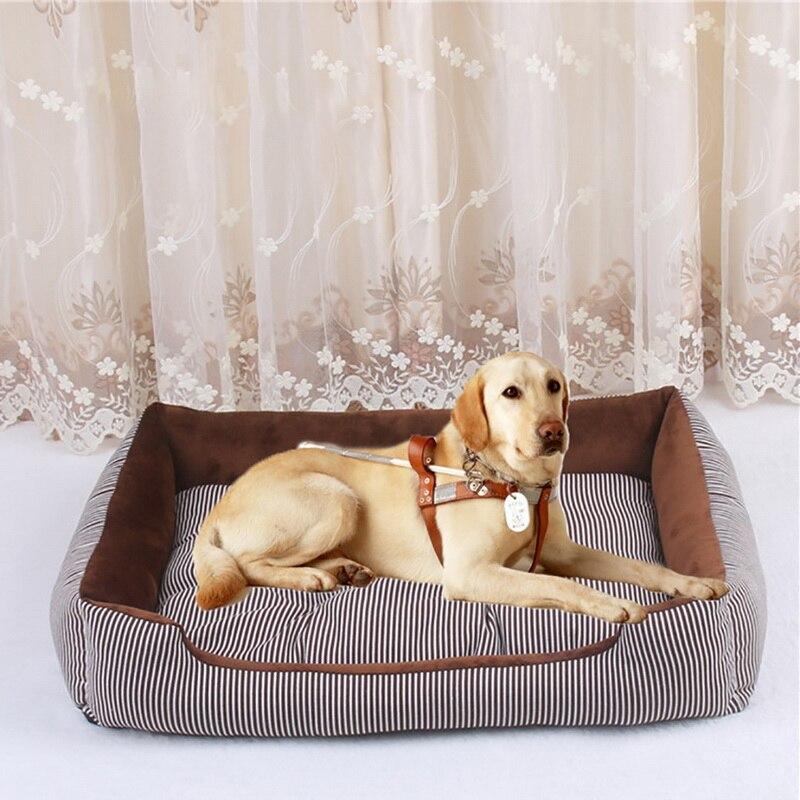 Chien lit canapé chiot animal de compagnie chien lit pour petit grand moyen chiens chat couverture chien lits tapis maison chaise longue animal de compagnie lit chenil #1 #