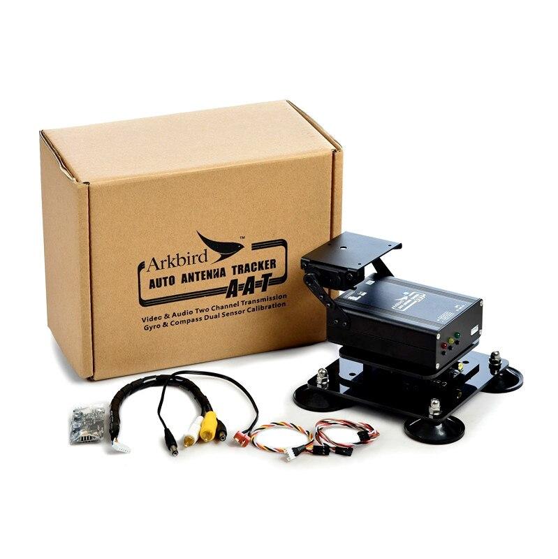 Arkbird FPV Auto Antenna Tracker Long Range System Gimbal For 1.2GHz/2.4G/5.8GHz Video Transmitter A