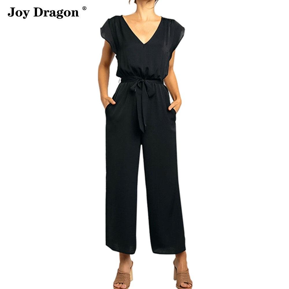Jumpsuit Women Ropa Mujer Combinaison Femme Rompers Womens De Macacao Feminino Body Suit Overalls for Monos Verano Femenina Mono