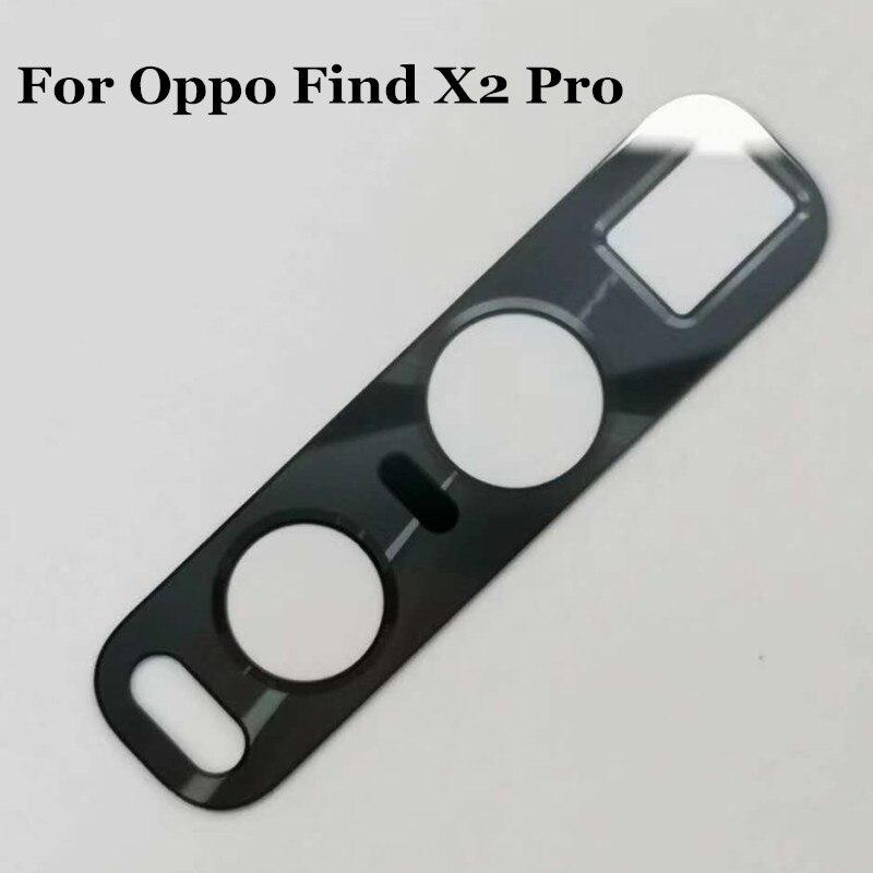 100 قطعة/وحدة 100% الأصلي ل ممن لهم البحث X2 برو عودة الخلفية كاميرا زجاج عدسة مع لاصق ملصقات الغراء ل تجد x2pro