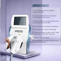 2021 newest multifunctional ipl laser skin rejuvenation opt m22 machine for acne and wrinkle removal