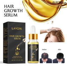 ELECOOL Hair Care Hair Growth Essencial Oils Serum Hair Loss Liquid Health Care Beauty Dense Hair Gr