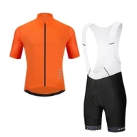 wosawe summer cycling clothing set bicycle clothing breathable men short sleeve shirt bike bib short ropa ciclismo body suits