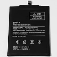 3 85v 4100mah bm47 for xiaomi redmi 4x mag138 mae136 mat136 battery