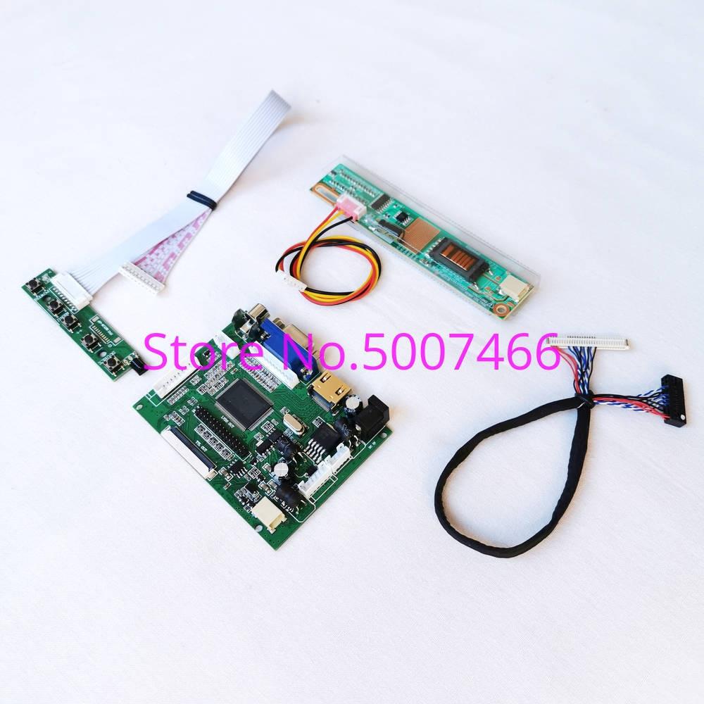 ل CLAA154WA01 CLAA154WA01AQ CLAA154WA01D VGA AV شاشة LCD 1CCFL 30-دبوس LVDS 1280*800 15.4