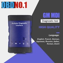 V2020.3 forGM Auto MDI множественный диагностический Интерфейс ForGM Auto MDI WI FI мульти Язык ForOpel сканер Tech2Win GDS2