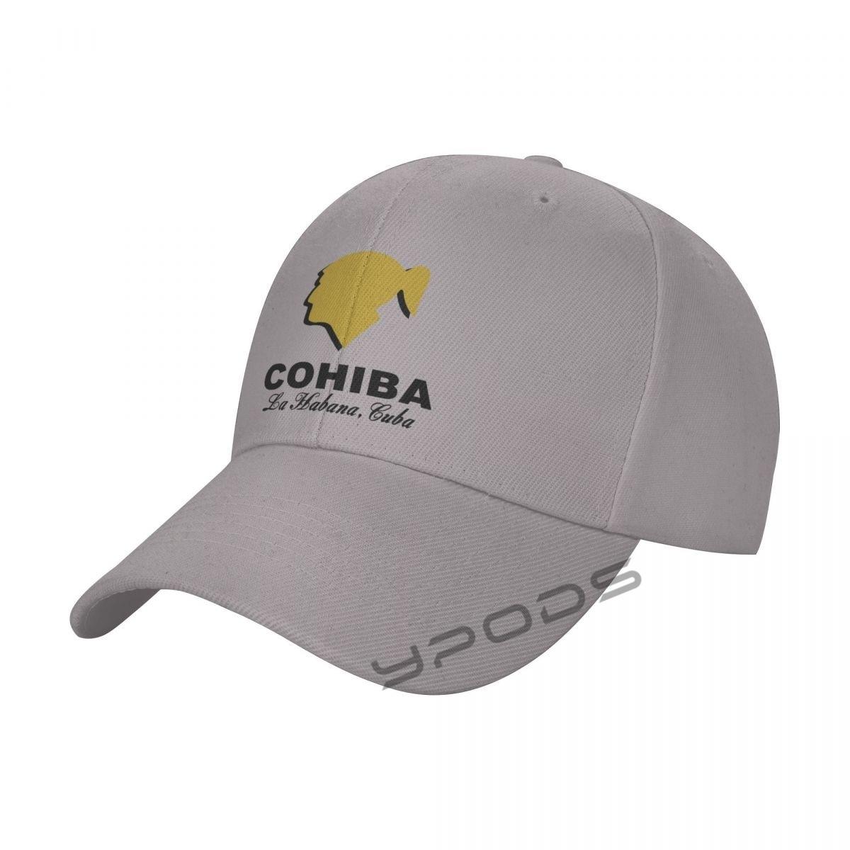 Новинка, бейсболка Cohiba для мужчин и женщин, Мужская кепка, Снэпбэк Кепка, повседневная Кепка, кепка, шапки