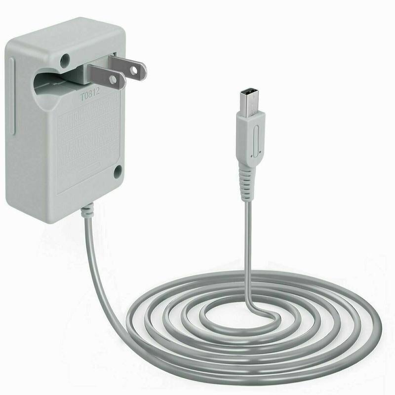 Adaptador de corriente para cargador de pared de 100-240v adaptadores de corriente alterna para Nintendo 3DS DS DSI XL 3DS LL 3DS XL 2DS