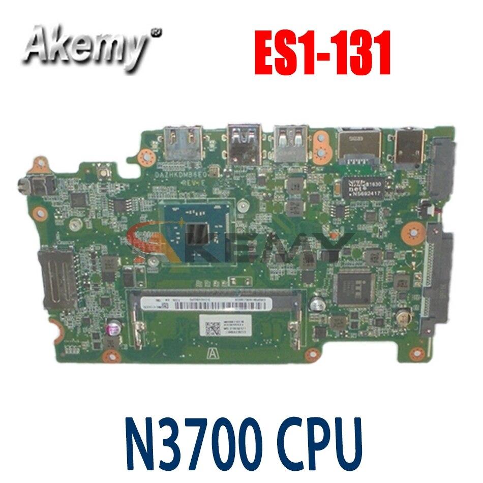 Akemy العلامة التجارية جديد NBMYK11005 ملحوظة. MYK11.005 DAZHKDMB6E0 ل acer أسباير ES1-131 B116-M B116-MP اللوحة المحمول N3700 وحدة المعالجة المركزية