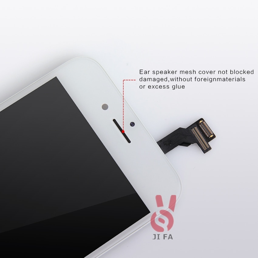 10Pcs/lot AAA+++For IPhone 6 LCD Display Screen Digitizer Assembly Replacement Pantalla No Dead Pixel 4.7 Perfect Repair Screen enlarge