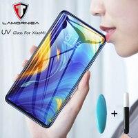 Защитное стекло для Xiaomi Mi 8, 9t, RedMi 5 Plus, CC9, E, A3, k20 pro, PocoPhone F1, RedMI 6, MIX 3