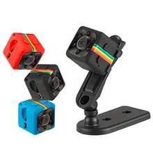 Mini Camera SQ11 1080P Sport DV Mini Infrared Night Vision IP Small Cam Camcorder Motion DVR Micro Camera Sport DV Video