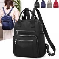 funmardi waterproof women backpack 2021 oxford travel bag casual female bagpack large capacity school bags new fashion back pack