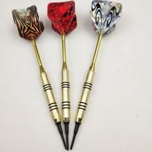 New 14g darts professional electronic darts, nylon plastic soft-tip darts, aluminum dart shaft professional indoor darts game