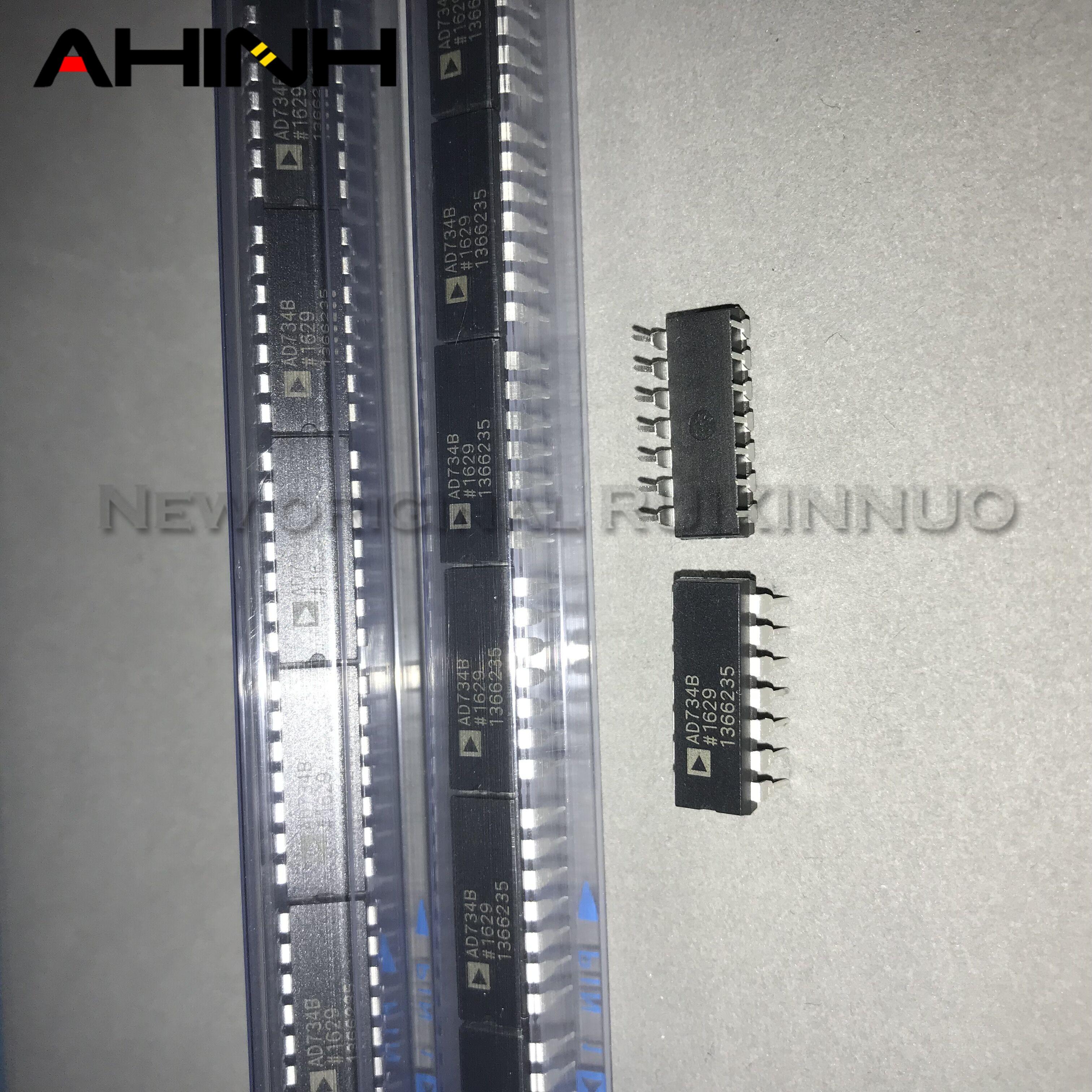 2/piezas AD734BNZ AD734BN AD734 DIP14 amplificador operativo integrado IC Chip nuevo original