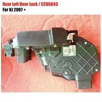 rollsrover rear door lock latch actuator for jaguar xj oem c2d5643 c2z3286 c2z31364 lh left side