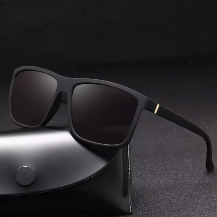Fashion Sunglasses Men Square Sun Ray-Bans Designer Color High Quality Women's Sunglasses Driver Dri