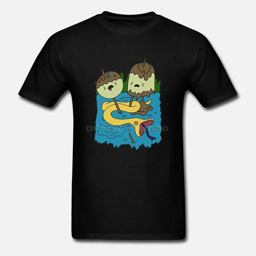 La Princesa chicle Rock shirtAdventure tiempo camisa Rock camiseta Heavy metal Jake y Fin camisa Anime camiseta de regalo de cumpleaños