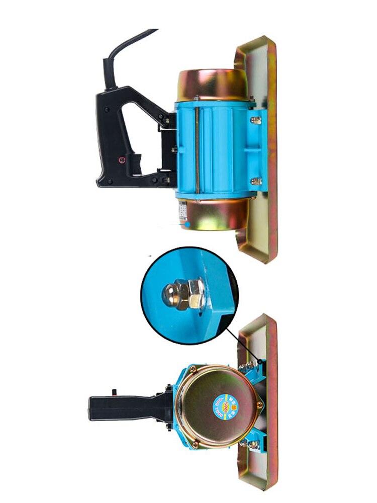 Новый вибратор для цемента, 220 В, 370 Вт