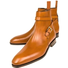 Men PU Leather Fashion Shoes Low Heel Fringe Shoes Dress Shoes Brogue Shoes Spring Boots Vintage Cla