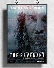 H337 Zijde Poster Woondecoratie De Revenant Movie 11 17 Tom Hardy Muur Art Christmas Gift