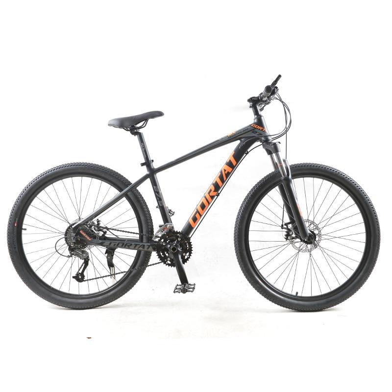 GORTAT Mountain Bike 27 Speed off Road bicycle 27.5 inch Adult Men And Women fat bicycles Dual disc brakes MTB Bike vtt