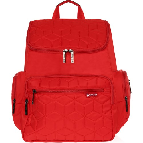 Фото - Рюкзак Yoyko Deluxe для мамы и ребенка бордовый рюкзак 605030 бордовый