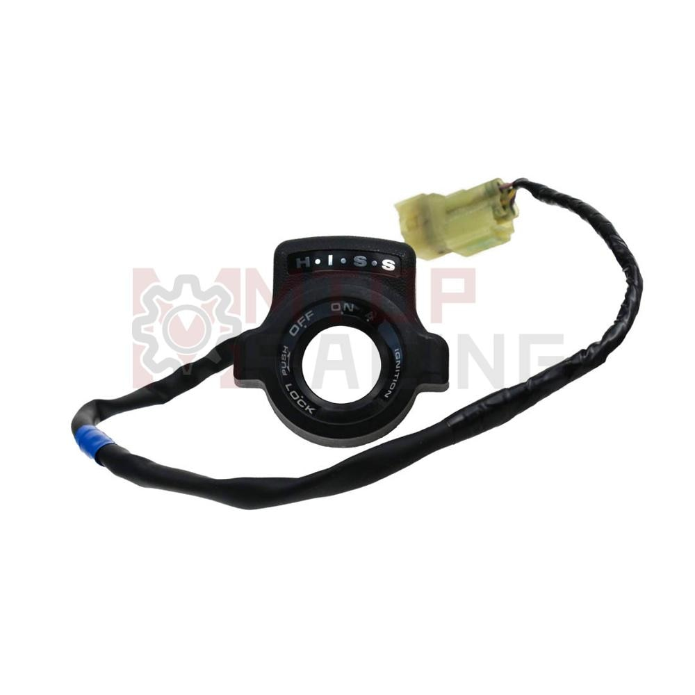 Б/у OEM антенна Hiss с зажиганием объемная антенна для Honda CBR600RR 2003-2012 HISS ключ переключатель сенсор 2004 05 06 07 08 09 2010 2011
