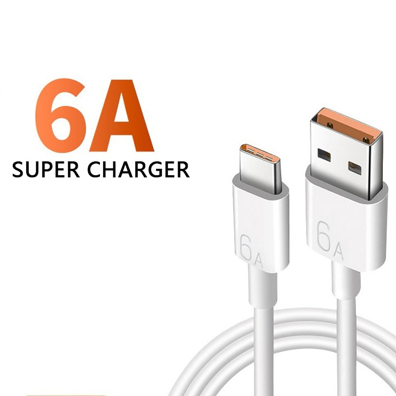Cargador de Cable Usb Tipo C para Xiaomi Mi 11, 10 Pro,...