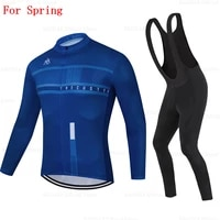 raudax pro long sleeve cycling jersey set mountain bike clothing breathable bicycle clothes wear ropa ciclismo cycling clothing