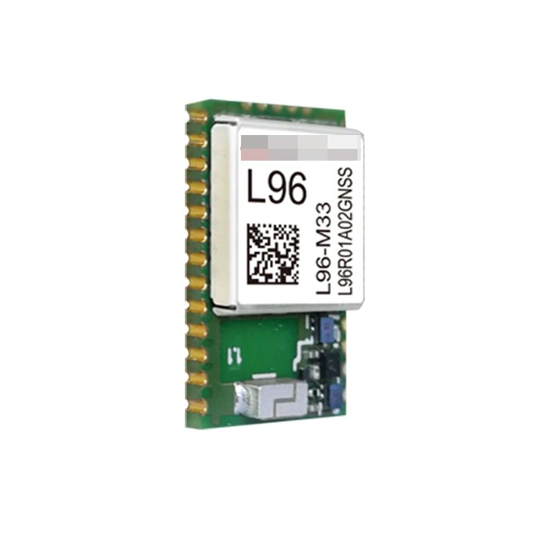 Módulo GPS L96 L96-M33, antena GNSS, motor multi-gnss para GPS, GLONASS, Pandora y QZSS